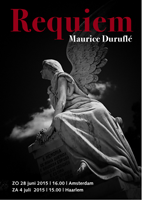 Flyer Requiem Duruflé